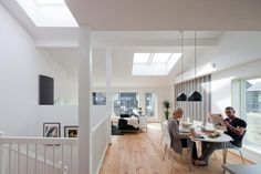 Tons of natural light in this space!