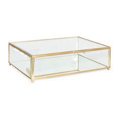 zara home box spiegel ref 45180099rechteckige glasbox mit spiegeleffekt 22 99 wunschliste. Black Bedroom Furniture Sets. Home Design Ideas