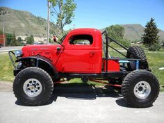 Never have I seen a power wagon buggy. This is as serious as it gets folks, that there is bad a$$. Really like the pw's