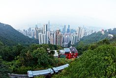 For an extraordinary outdoor experience, take the Peak Tram up to Hong Kong's most popular attraction for beautiful city views, great shopping and delicious dining.
