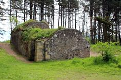 Old Ice house in Tentsmuir Forest Scotland Uk, Scotland Travel, Highlands, Glasgow, Edinburgh, Ice Houses, Going Home, British Isles, Great Britain