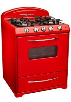 Retro Stoves 1940 S Style Stove Cookers Retro Kitchen Appliances Retro Stove Retro Kitchen