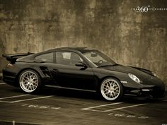 Porsche 997tt 360 forged