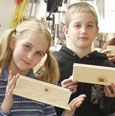 Kid's Woodworking Project: A Small Box (We are making these in 4-H tomorrow)