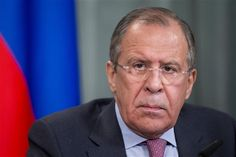 """Russian Foreign Minister Sergei Lavrov on Monday dismissed the """"absurdity"""" of EU complaints over a travel ban imposed by Moscow on 89 Europeans over the Ukraine crisis."""