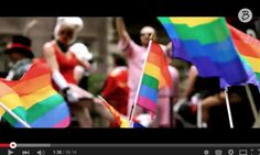 https://www.youtube.com/watch?v=6rgDLWOFCRA  This video is set up as a documentary, the first couple minutes are full of some very powerful excerpts from various news clips, audio clips, etc. It raises the issue of the violence, hatred, and anger associated with homophobia and the public perception of the Churches views. It asks the question of whether or not there is a 'third way' to acknowledge these issues in our society.