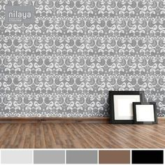 Basics like greys, browns, black and white never go out of fashion. Here's a proof! Get inspired by Nilaya's idea to make them work together and add that pristine charm to your home.