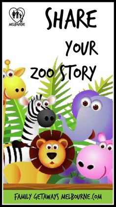 Share your favorite Melbourne Zoo Stories and experiences, easily create your very own web page to share with friends and family