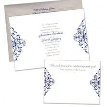 Whitney Wedding Invitations - MyGatsby Invitations
