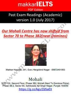 Download Makkar IELTS Past Exam Reading Academic PDF Ielts Reading Academic, Ielts Writing Task1, English Grammar Book, English Vocabulary Words, Cambridge Ielts, Past Exams, Reading Practice, Study Materials, Sikh Quotes