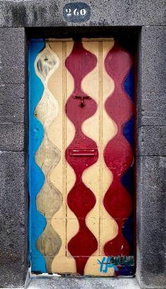 Apartment doors great painted doors