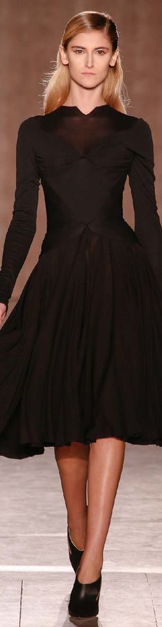 Fall 2015 Ready-to-Wear Zac Posen