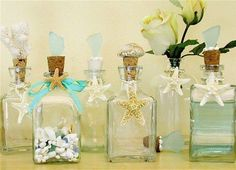 Adorable bottles ~ I'm going to make these!
