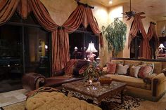 old world living room 1000 ideas about tuscan curtains on window 13868