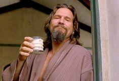 Jeff Bridges è Jeffrey 'Drugo' Lebowski in 'Il grande Lebowski', dei fratelli…