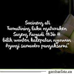 Dp Bbm Ucapan Idul Fitri Bahasa Jawa