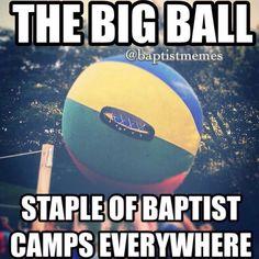 #BigBall -@gmx0 #BaptistMemes