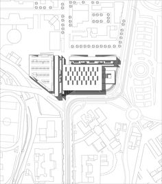 Gallery of New Entrance of Careggi Hospital / IPOSTUDIO Architects - 20