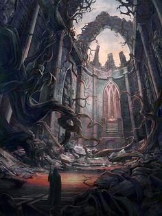 King of Ruins by Mats Minnhagen