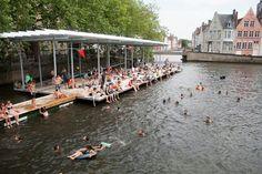 Gallery - Canal Swimmer's Club / Atelier Bow-Wow + Architectuuratelier Dertien 12 - 5
