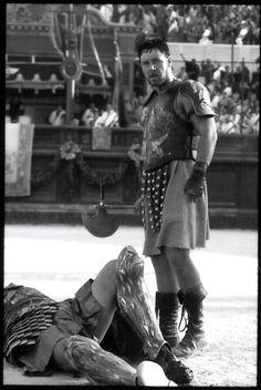 Tigris of Gaul Movie Props, Movie Tv, Russell Crowe Gladiator, Gladiator Armor, Romance, Vampire Hunter, Knights Templar, Iron Maiden, Ancient Rome
