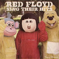 Red Floyd Sing Their Hits
