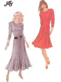 80s Simplicity Sewing Pattern 8173 Womens Pullover by CloesCloset, $13.00