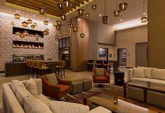 "68 curtidas, 3 comentários - Niche Modern Pendant Lighting (@nichemodern) no Instagram: ""The downtown Denver Hyatt captures the beauty and spirit of Colorado with modern hotel lighting.…"""