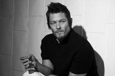 Norman Reedus: The Live Talking Head | ContentMode Magazine Issue 7