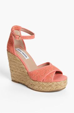 Highly rated by customers, and 50% off!  Steve Madden 'Marrvil' Wedge available at #Nordstrom