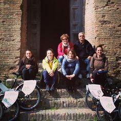 Ecobike, visita di porta Marzia e rocca paolina