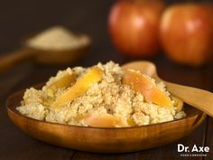 Baked Quinoa with Apples Recipe