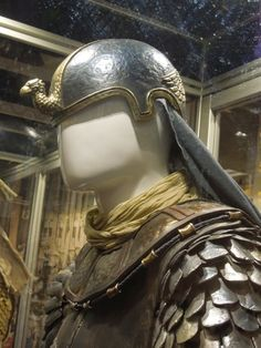 Exodus: Gods and Kings Moses battle helmet