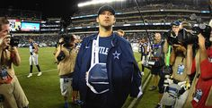 Tony Romo thanks Cowboys fans for support, confirms 'no surgery'