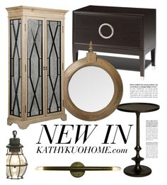 """NEW IN"" by kathykuohome ❤ liked on Polyvore featuring interior, interiors, interior design, home, home decor, interior decorating, Ryder, Cosimia, Home and homedecor"