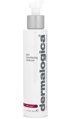 A dual-action exfoliating cleanser containing Lactic Acid that smoothes, retexturizes and delivers ultra-clean skin. Use of this cleanser prepares skin for maximum penetration of AGE Smart™ active ingredients. Contains no artificial fragrance or color. Dermalogica Age Smart, Best Face Serum, Best Skin Care Regimen, Skin Resurfacing, Thing 1, Smooth Skin, Face Wash, Good Skin, Fragrance