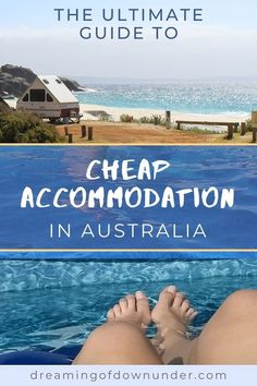 Find out how to travel Australia cheaply or even for free with these 10 accommodation options, including luxury house sitting and camping. Backpacker hostels aren't essential! #australia #budgettravel #travel Cities In Wales, Hotel Comparison, Sydney Australia Travel, Things To Do In Brisbane, Australian Photography, Sydney Beaches, Cheap Accommodation, Working Holidays, House Sitting