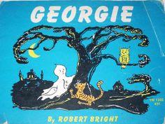georgie the ghost book