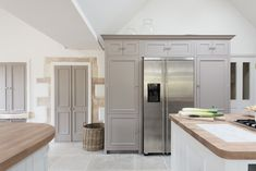 Neptune Kitchen Design at Browsers, Limerick Open Plan Kitchen, Country Kitchen, New Kitchen, Kitchen Pics, Cozy Kitchen, Shaker Kitchen, Kitchen Dining, Chichester, Home Interior