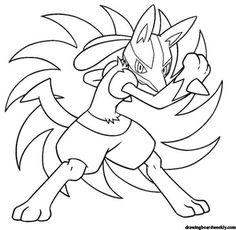 coloring lucario mega pages pokemon 2020 check more at https://bo-peep.club/pokemon-mega