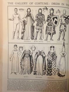 1300s Edward II & III