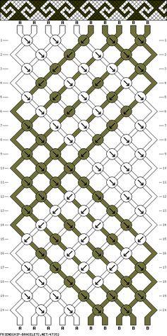 Macrame paso a paso 5 (diseños) - Taringa!