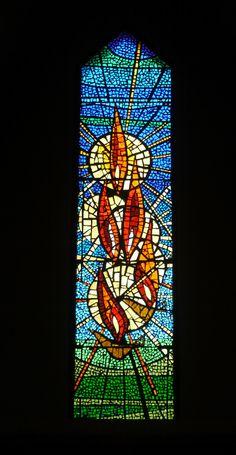 Hossegor, Landes: église de la Sainte Trinité, paroisse Notre Dame de la Mer. | by Marie-Hélène Cingal
