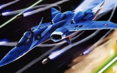 WALLPAPERS HD: VF 1 Valkyrie Fighter
