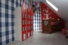 Leuk die huisjes in de Hollandse kinderkamer