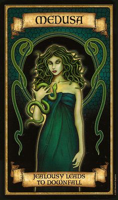 Oraculo Madame Endora: Medusa - La magia del Tarot
