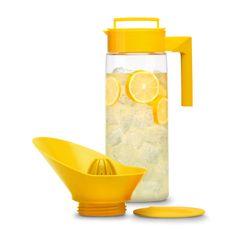 El exprimidor y la jarra, ¡todo en un solo gadget! | #paratorpes #gadget #jarra #exprimidor #cocina