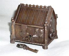 28 Best Safes And Vaults Images Antique Safe Coffer