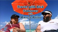 It's a Travel with Rick Takeover! This week I'm stuck at home, but my friends Marc and Kriss takeover the show and share their cruise on the Disney Dream with you. Marc & Kriss answer all the questions you've ever had about taking a Disney Cruise and some you've never even thought of.