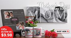 Personalized Gifts for all Occasions from GiftsForYouNow.com